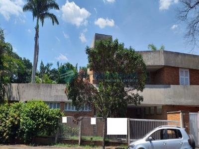 Casa Comercial Em Campinas - Sp, Nova Campinas - Ca01866
