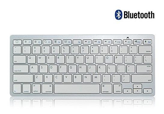 Black Friday Teclado Sem Fio Bluetooth Pc Tablet Celular
