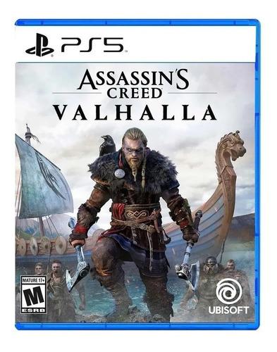 Imagen 1 de 10 de Assassin's Creed Valhalla Limited Edition Juego Ps5 Fisico