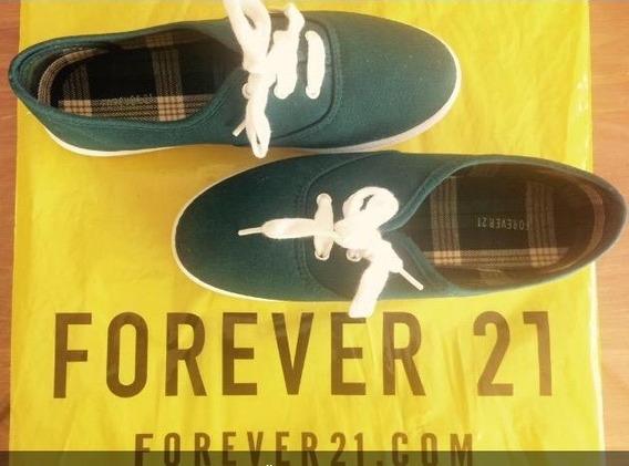 Zapatillas Forever 21 Nuevas