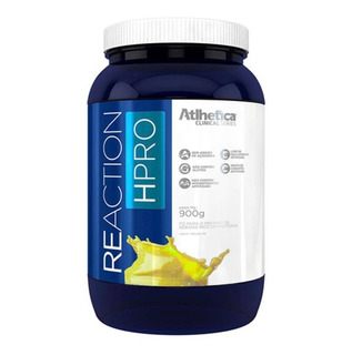 Reaction Hpro - Atlhetica Nutrition 900g - Baunilha