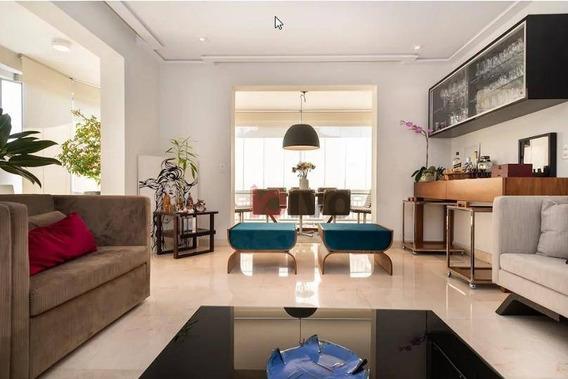 Apartamento 4 Quartos 238 M² Úteis Por R$ 3.600.000 - Brooklin -sp - Ap2320