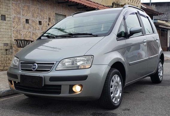 Fiat Idea Exl 1.4 Flex 2008