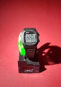 Relógio Casio Illuminator W-800h-1av Original