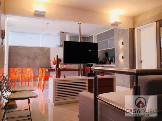 Apartamento 2 Quartos Á Venda Na Serra, Belo Horizonte. - Co0187