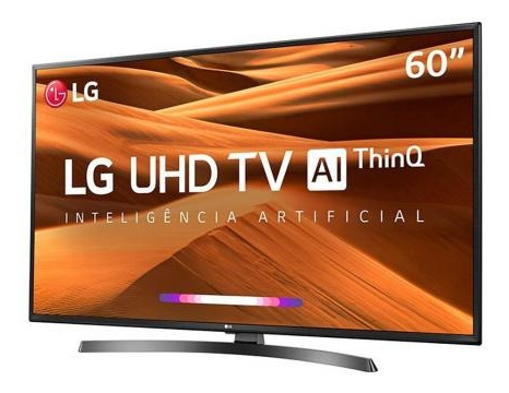 Smart Tv Led 60 Ultra Hd 4k Lgcom Ips...