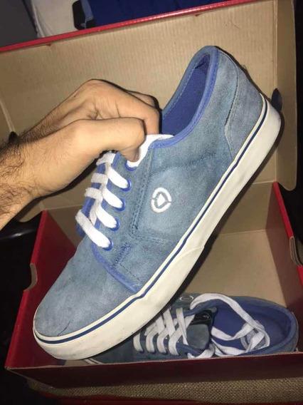 Zapatillas Circa Azules