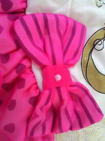 Vestido Infantil Menina Criança 100% Algodão Frete 10,00