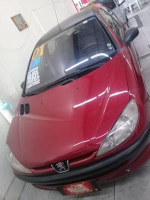 Peugeot 206 Llindo Completo Sem Score Baixa Entrada
