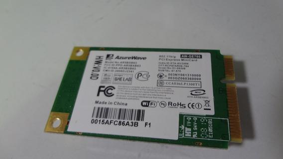 Placa Wireless Do Netbook Asus Eee Pc 4g