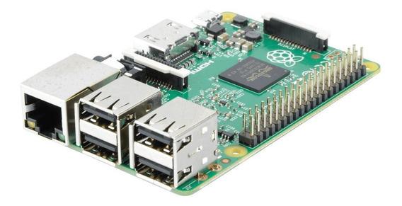 Placa Raspberry Pi 2 1gb 900mhz Quad Core Mother Original
