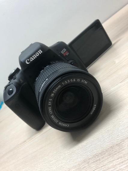 Câmera Canon T6i Nova