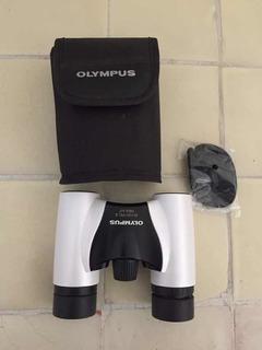 Binoculares Olympus, 8x21 Rc Ii Field 6.3* Color Blanco.