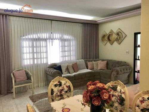 Casa Com 3 Dormitórios À Venda, 200 M² Por R$ 630.000,00 - Cidade Vista Verde - São José Dos Campos/sp - Ca2085