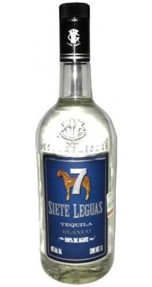 Tequila 7 Leguas Blanco 1000 Ml