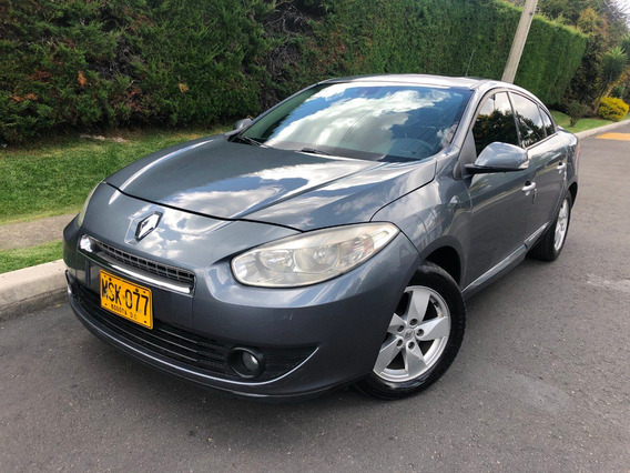 Renault Fluence Privilege Automatico Secuencial Sunroof