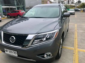 Nissan Pathfinder Full Año 2016