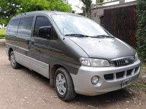 Hyundai H1 2004 Turbo Diesel 12 Asientos Mecanica Impecable