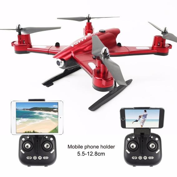 Drone Fq777 Fq02w Câmera 2.0mp Wi-fi Fpv