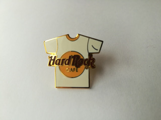 Pin Staff Hard Rock Cafe Coleccionable Metálico Valor Unidad