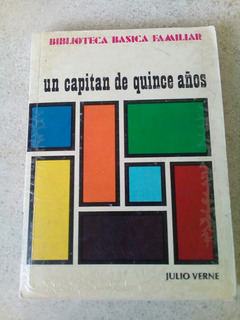 D8 Un Capitan De Quince Años- Julio Verne