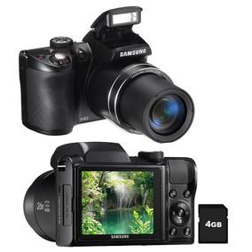 Câmera Samsung Wb 100 Semi-profissional