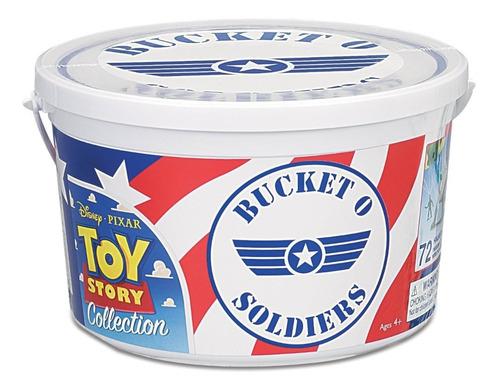 Toy Story - Soldaditos - 72u - 2 Con Paracaidas - Original