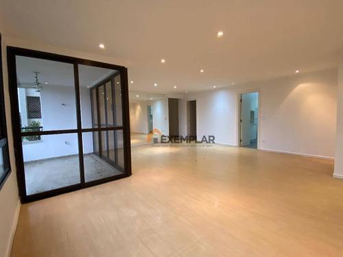 Imagem 1 de 23 de Apartamento Com 3 Dormitórios Para Alugar, 210 M² Por R$ 3.360,00/mês - Jardim São Paulo(zona Norte) - São Paulo/sp - Ap1695