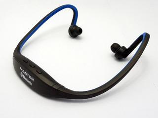 Auricular Mp3 Vincha Bluetooth Deportivo Zenei S9