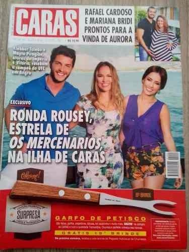 Revista Caras 1090-2014 - Klebber - Xuxa - Rafael Cardoso