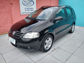 Volkswagen Spacefox 1.6 Mi Route Totalflex 4p 2010