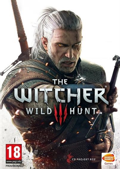 The Witcher 3: Wild Hunt - Pc Mídia Digital + Jogo Gratis