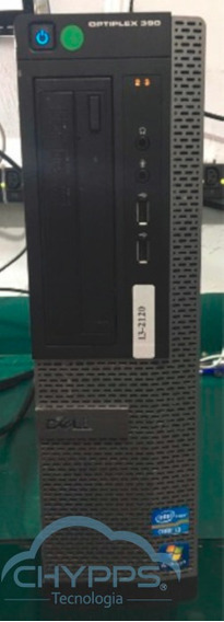 Computador Dell Optiplex 390 I3-2120 - 4 Gb Ram - Hd 500 Gb