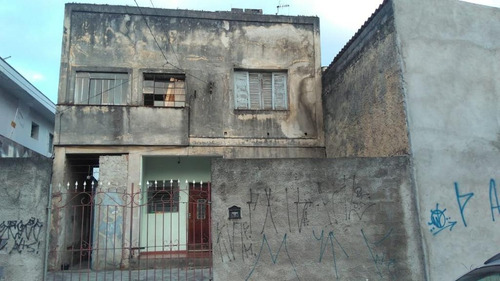 Terreno Com Casa Velha - Ca2809