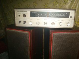 Equipo De Audio Sinto Amplificador Mod 4000 Ss