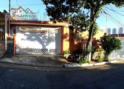 Casa Para Aluguel, 2 Dormitórios, Jardim Colombo - São Paulo - 2123
