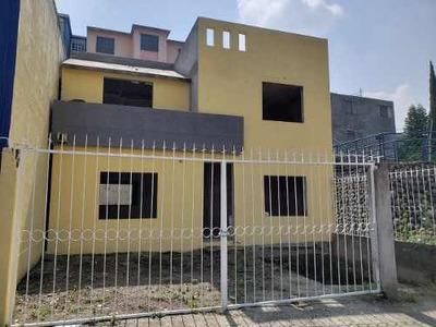 (crm-4708-1412) Hermosa Casa Nueva En Preventa En Lomas Lindas