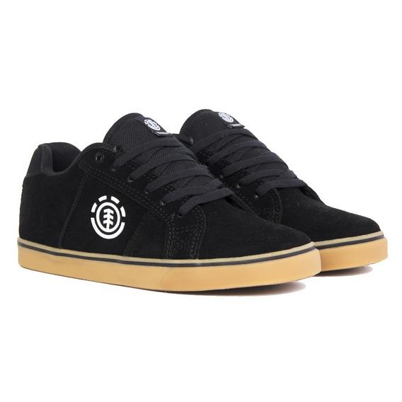 Zapatillas Element Y/winston Black Gum Niño - Bfctqewibgu