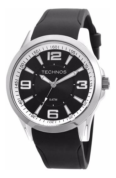 Relógio Technos Masculino Racer 2036loc/8p Aço Analogico