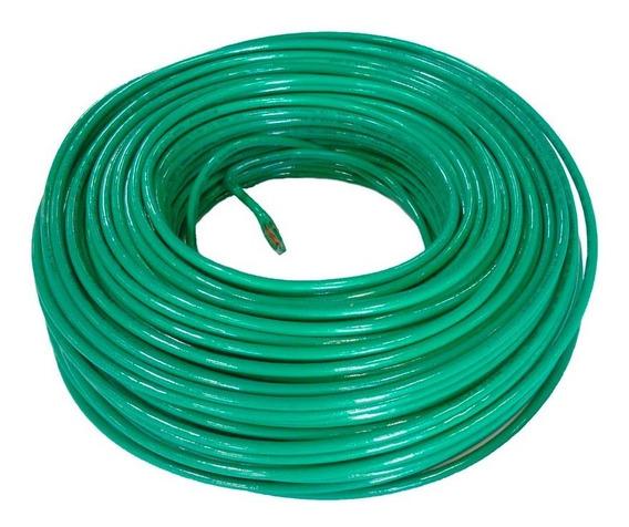Cable Eléctrico Thw Calibre 10 100 Metros Ad-5953 Adir