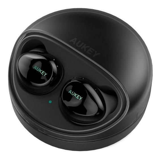 Fone De Ouvidos Sem Fio Bluetooth Aukey Slim iPhone Samsung