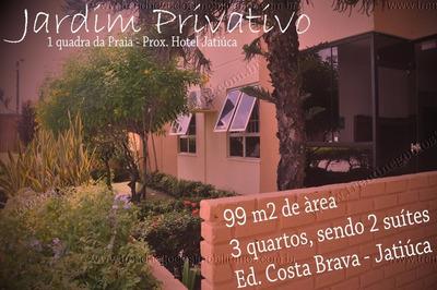 Apartamento 3 Quartos, 99m², Jatiuca, Maceió, Al - 368