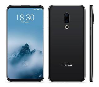Smartphone Meizu 16th Preto, Tela 6, 8gb+128gb, Câmara Dupla