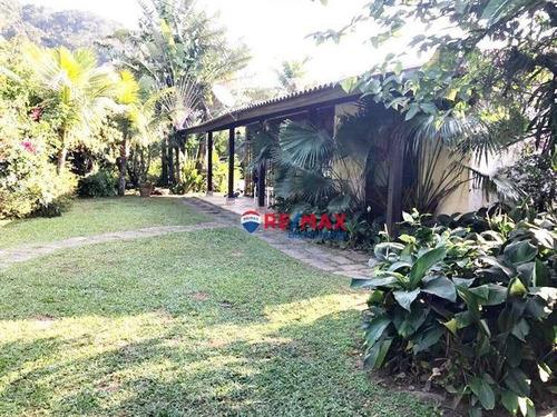 Imagem 1 de 30 de Casa Com 5 Dormitórios À Venda, 286 M² Por R$ 1.200.000,00 - Jardim Guaiuba - Guarujá/sp - Ca0156