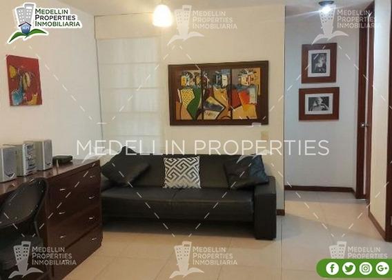 Arrendamientos De Apartamentos En Medellín Cód: 4677