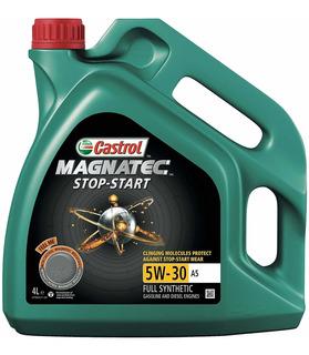 Castrol Magnatec Stop-start 5w-30 A5 X4l Castrol 420459