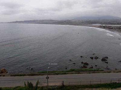 Primera Vista Al Mar. Ideal Para Proyecto Inmobiliario.
