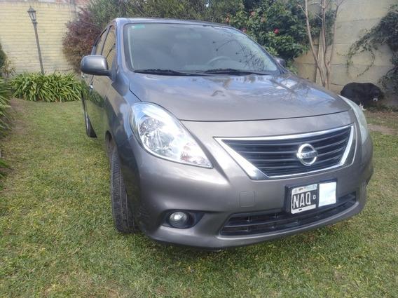Nissan Versa 1.6 Acenta Mt 2013