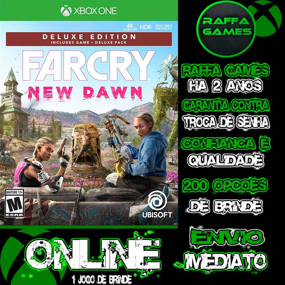 Far Cry New Dawn Deluxe Edition Xbox One Online + Brinde