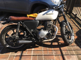 Kawasaki Kz 440 Tracker / Scrambler